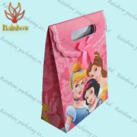 Excellent Design Cardboard Customized Paper Bags For Gift Manufactures