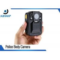 IR Night Vision Wearable Police Camera GPS Remote Control HDMI Video Recorder Manufactures