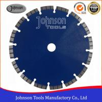 China 230mm Laser Diamond Turbo Saw Blade for Cured Concrete on sale