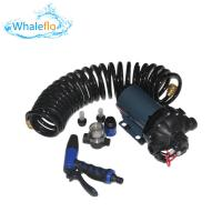 Whaleflo FL-35S 70PSI Saltwater Wash Down Kits Boat 12v 20LPM Washdown Pump For Marine Manufactures