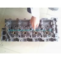 China High Performance Cylinder Heads , Cast Iron Cylinder Heads For Isuzu 4hk1 Engine on sale