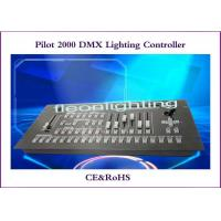 China International 512 DMX Lighting Controller / Pilot 2000 Console wholesale