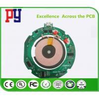 Custom PCBA Board Wireless Charging Transmitter Coil Cell Phone Charger Pad Manufactures