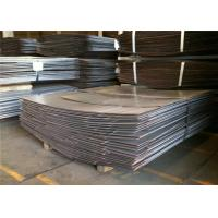 ASTM Standard Hot Rolled Steel Plate / Uncoiled Thin Stainless Steel Sheets Manufactures