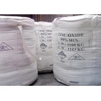 HS 28170010 Direct Method Zinc Oxide Powder For Latex Paints CAS 1314-13-2 Manufactures