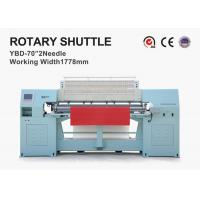 China AC 380V Multi Needle Leather Quilting Machine Computer Control For Car Mat on sale