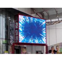 High reliability LED Curtain Display P10 Outdoor Led Display for Advertising Manufactures