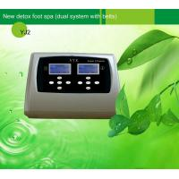 Dual Working System Ion Cleanse With Belts Manufactures