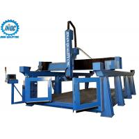 5 Axis EPS CNC Router Machine for Foam, Wood, Aluminium Mold Making Manufactures