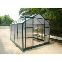 6.3X8FT Aluminium Greenhouse Manufactures