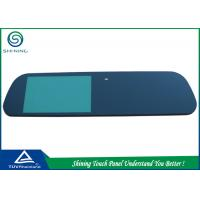 China PC To Glass Capacitive Touch Panel For Rear View Mirror , PCAP Touch Screen on sale