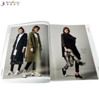 China Luxury Soft Cover A3 Catalog Printing Services / A5 Booklet Printing on sale
