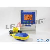 LCD Screen Well Pump Motor Control Box With IP 22 Protection Grade , Plastic Enclosure Manufactures
