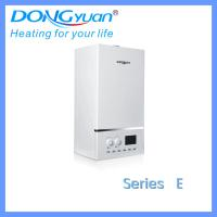China wall mounted installation combi gas boiler for radiator and floor heating from Dongyuan gas appliances company wholesale