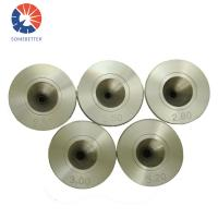 High quality small size tungsten carbide yg6 yg8 wire drawing die Manufactures