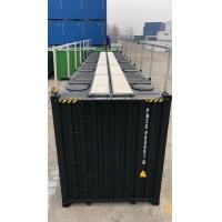 China Flexible Bulk Shipping Containers Waterproof Corner Casting High Strength on sale