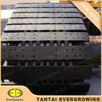 Crawler Treads Belts Plates Pad For America 9260 9299 Crane Part Manufactures
