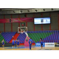 Quality P12.8 / P6.4 / P5.33 Stadium LED Display Salt Proof None Cooling Fan Design for sale