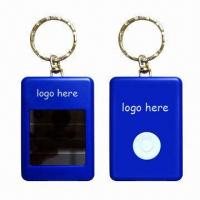 Mini Solar Light Keychain, Energy-saving Manufactures