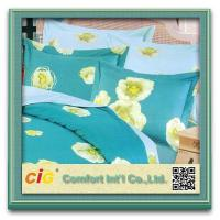 100% Cotton Fashion Bedding Sheets , Color fastness 4. Manufactures