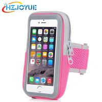 Quality HZJOYUE Sports Gym Running cell phone arm bag for sale