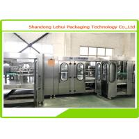 2000bph 500ml Mineral Water Bottle Filling Machine /Drinking  Water Bottling  Machine With Whole line Manufactures