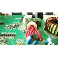 FR4 DIP Assembly Industrial Circuit Control Board with Double Sided Board Manufactures