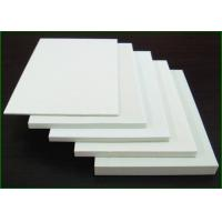 Quality Waterproof PVC Foam Board Sheet Wall Mounted Durable For Bathroom Cabinet for sale