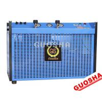 GSW300High pressure air compressor for diving china Manufactures