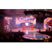 Big Digital P7.62 Outdoor Stage LED Screens For Contest , 1200cd/㎡ Brightness Manufactures