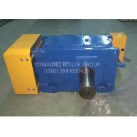 Quality Helical Speed Reducer Gearbox  Right Angle Reduction Gearbox With Motor for sale