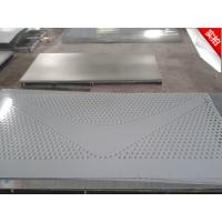 1.22x1.22m Mild Steel perforated metal sheet for mining for North America Manufactures