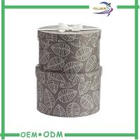 Round Cardboard / Leatherette Paper Tube Box , Luxury Dress Packaging Boxes Manufactures