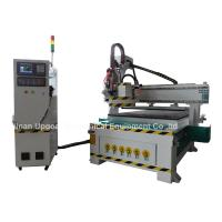 Disc Type ATC CNC Router with 12 Pcs Tools Changing SYNTEC Control Manufactures