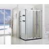 Buy cheap Framed Rectangular Hinge Shower Enclosure (YLZ-001) from wholesalers