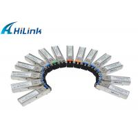 Quality D- Link Compatible Ethernet Optical Transceiver 1.25Gbps CWDM SFP Module 1270nm for sale