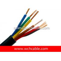 UL2517 Flame Resistant PVC Cable 105C 300V Manufactures