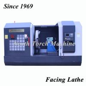 China Durable CNC Lathe Machine , Steel Lathe Machine High Performance on sale