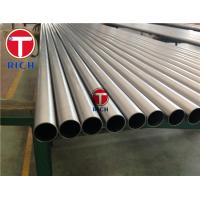 GB/T 30059 Alloy Steel Pipe Incoloy 800 Inconel 600 Seamless For Heat Exchanger Manufactures