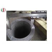 304 Stainless Steel Alloy Cast Tubes Sandblasting Surface Treatment 1Cr18Ni9 EB20013 Manufactures