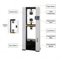 50KN Electronic Universal Testing Machine Manufactures