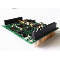 Electronic Custom Printed Circuit Board FR4 Immsion Gold For Subway Equipment Manufactures