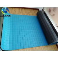 China Artificial Turf Shock Pad Underlay Mat Excellent Shock Absorbing Performance on sale