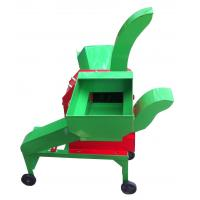 Small farm poultry animal feed hay chopper chaff cutter machine with gasoline engine Manufactures