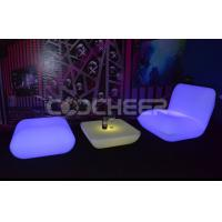 Wonderful Nightclub Led Coffee Table Led Bar Furniture Durable Manufactures