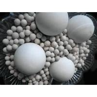 China high strength and tenacity Wear-resistance aluminium oxide ceramic ball chemical industry on sale