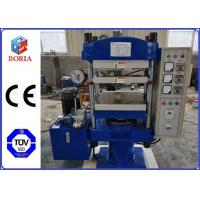 Rubber Vulcanizing Press Machine 100% Positioning Safety With A Slow Calibration Function Manufactures