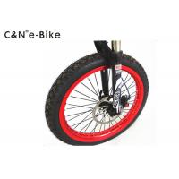 Rock Shox Front Suspension Fork Electric Bike Accessories For Mountain Bike / Off Road Bike Manufactures