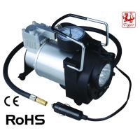 Buy cheap New Car Tire Air Compressor with Light from wholesalers