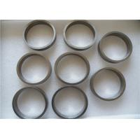 China YG6 YG6X Tungsten Carbide Roll Rings , Tungsten Carbide Disc Shock Absorber on sale